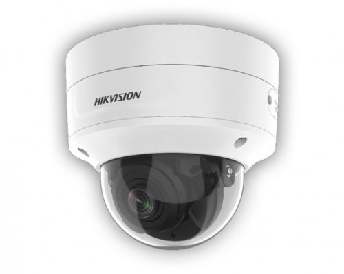 Easy IP 4.0-AcuSense - IPC  8MP - Outdoor Dome - 2.8~12mm Motorized Vari-Focal Lens